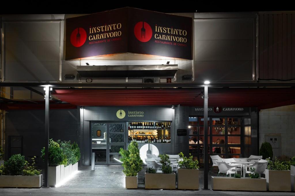 Restaurante Instinto carnívoro Castellón