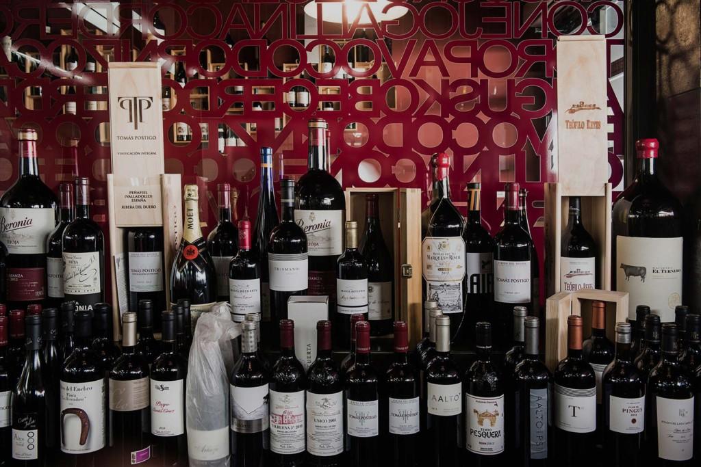 Bodega de vinos Instinto Carnívoro
