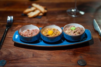 Trio Steak Tartar