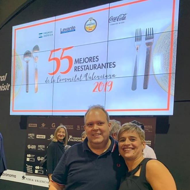 El restaurante Instinto Carnívoro entre los 55 mejores restaurantes de la Comunidad Valenciana 2019