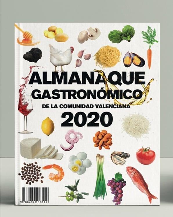Almanaque gastronómico de la Comunidad Valenciana 2020