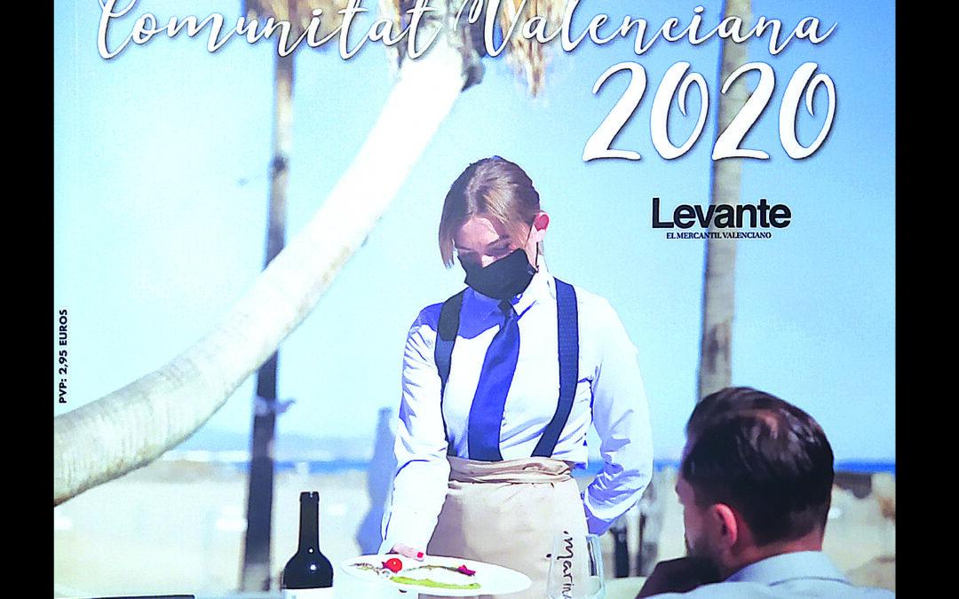 Instinto Carnívoro en entre los 55 restaurantes de la Comunidad Valenciana.
